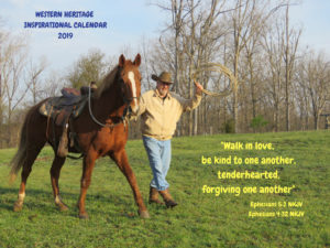 Book Cover: Click here to see all Western Heritage Calendars