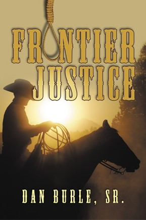 Book Cover: FRONTIER JUSTICE