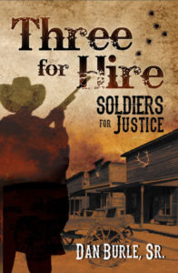 Book Cover: 3 For Hire: Soldiers for Justice