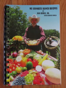 Book Cover: My Favorite Ranch Recipes