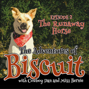Book Cover: The Adventures of Biscuit - Episode 2
